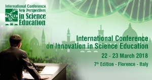 New Perspectives in Science Education, International Conference