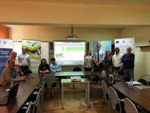 European Project on Eno-gastronomy and Tourism